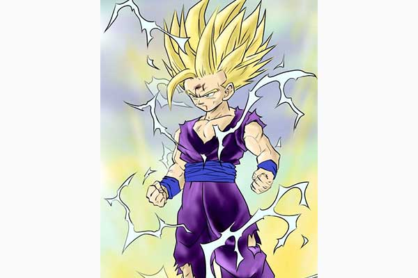 How Storng is Super Saiyan God Goku ? Evolution Route of Super Saiyan   DragonBall Z